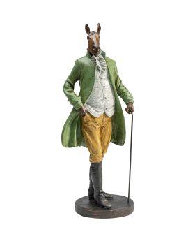 Deco Figurine Sir Horse Standing