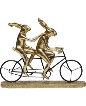Deco Object Tandem Rabbits