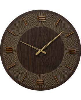 Wall Clock Levi Brown DIA60