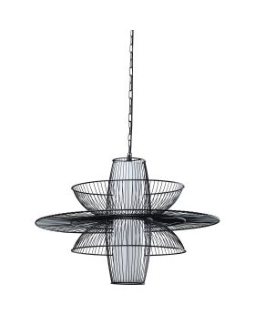 PENDANT LAMP CAPPELLO OPPOSTO (EXCLUDING BULB AND SOCKET)