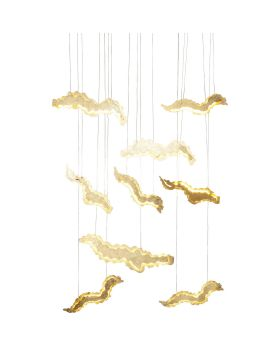 Pendant Lamp Birds Float LED