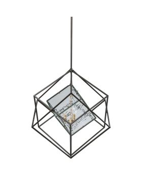 PENDANT LAMP PRISMA ICE CUBE BIG (EXCLUDING BULB AND SOCKET)