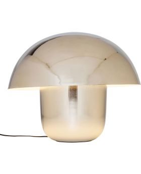 Table Lamp Mushroom Chrome