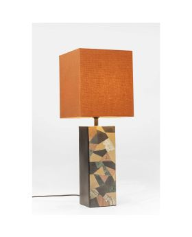 Table Lamp Cocktail 60ies Rectangular