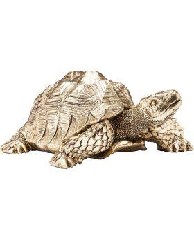 Deco Figurine Turtle Gold Small