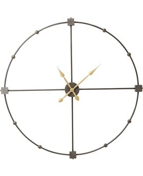 Wall Clock Beam Ø105cm