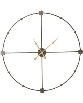 Wall Clock Beam Ø105cm