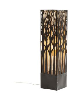 FLOOR LAMP MYSTERY TREE 62CM (EXCLUDING BULB)