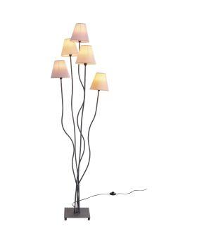 Floor Lamp Flexible Berry Cinque (Excluding Bulb)