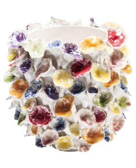 Vase Leaf Colore 26cm