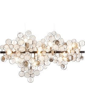 Pendant Lamp Clouds Clear (Excluding Bulb And Socket)
