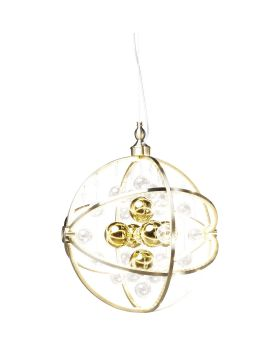 Pendant Lamp Universum Brass LED