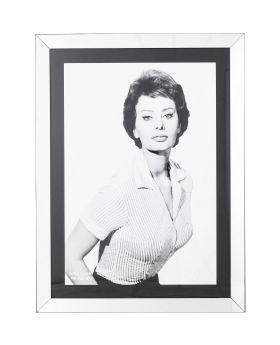 Picture Frame Italian Diva 120x90cm