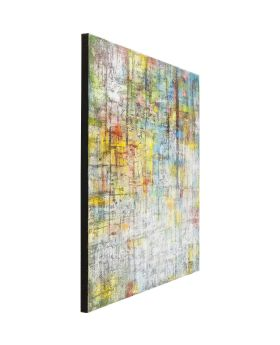 Oil Painting Abstract Colore 150x150cm