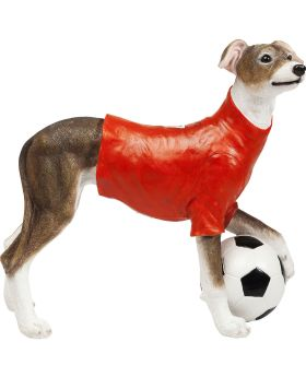 Money Box Soccer Dog