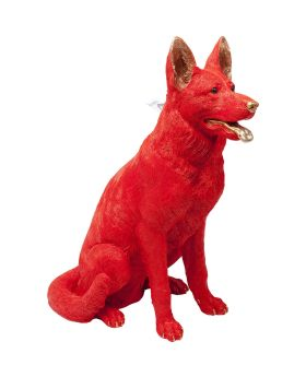Money Box Shepard Red