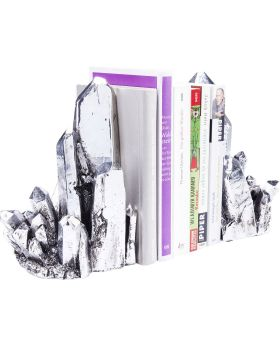 Bookend Crystals (2/Set)