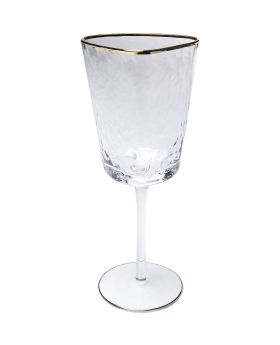 Red Wine Glass Hommage