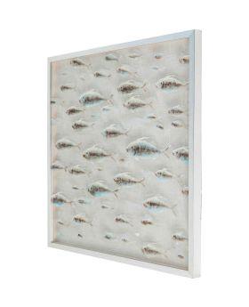 Deco Frame Shoal Visible 100x100cm