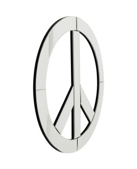 Wall Decoration Mirror Peace Big