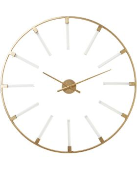 Wall Clock Visible Sticks Ø92cm