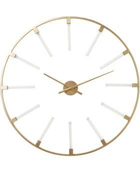 Wall Clock Visible Sticks Ø92cm