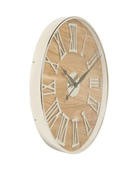 Wall Clock Lodge 62cm