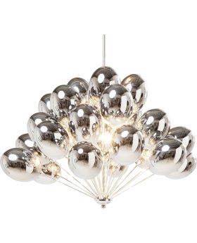 Pendant Lamp Silver Balloons