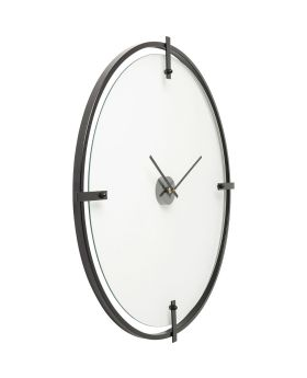 Wall Clock Visible Time 91cm
