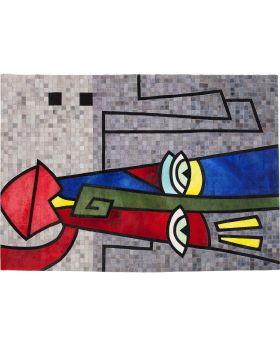 Carpet Face Pop Art 170x240cm