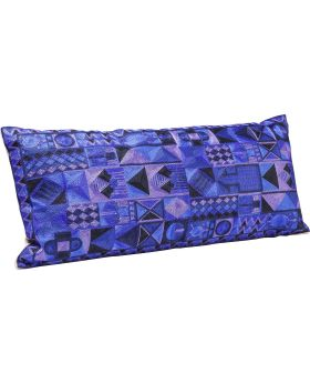 Cushion Izzy Blue 80x35cm