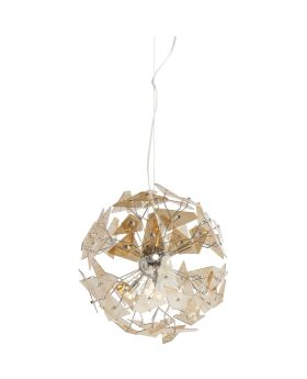 Pendant Lamp Visible Sails Champagne