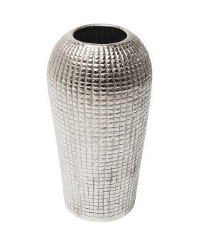 Deco Vase Cubes Alu 56cm