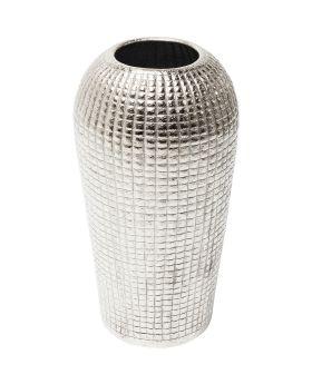 Deco Vase Cubes Alu 42cm