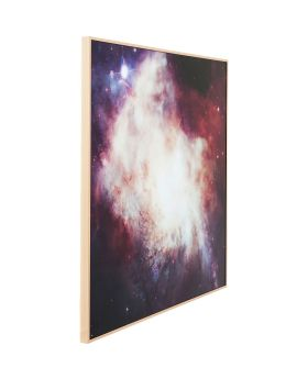 Picture Frame Alu Big Bang 80x80cm
