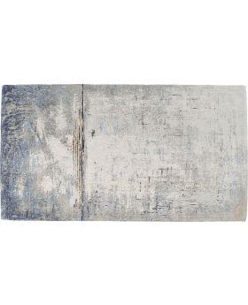 Carpet Abstract Dark Blue 240x170cm