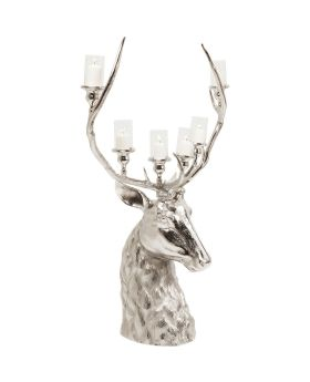 Candle Holder Reindeer