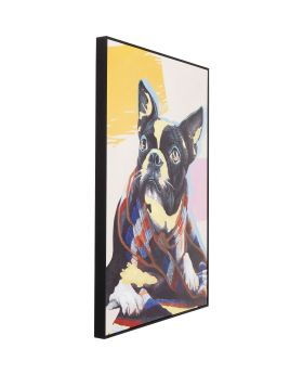 Picture Touched Lazy Toto 102x72cm