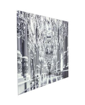 Picture Glass Metallic Versailles 120x180cm