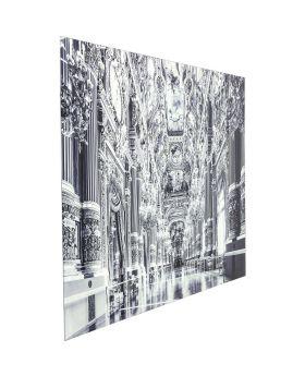 Picture Glass Metallic Versailles 120x180cm