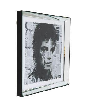Picture Frame Mirror Michael 60x60cm