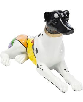 Deco Figurine  Dog Colore 57cm