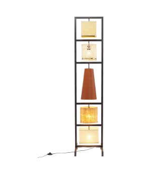 Floor Lamp Parecchi Nature 176cm