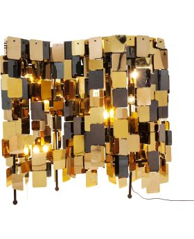 Floor Lamp City Nights Squares 180Cm (Excluding Bulb)