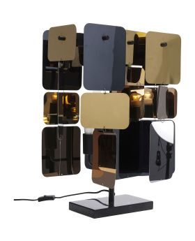 Table Lamp City Nights Squares