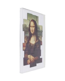 Deco Frame Ancient Art Collage 150x100cm
