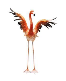 Deco Object Flamingo Road Fly 66Cm