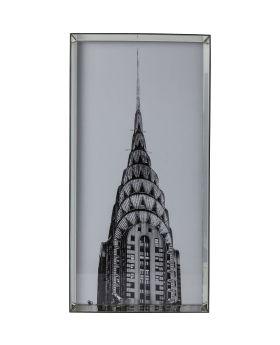 Picture Mirror Frame Chrysler Frame Bu