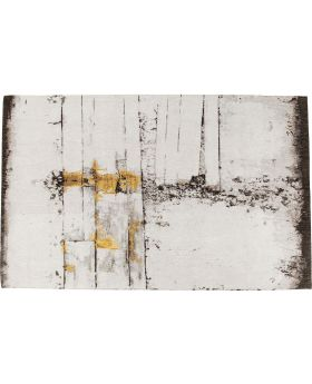 Carpet Abstract Grey Line 300x200cm