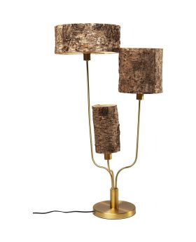 Table Lamp Corteccia (Excluding Bulb)